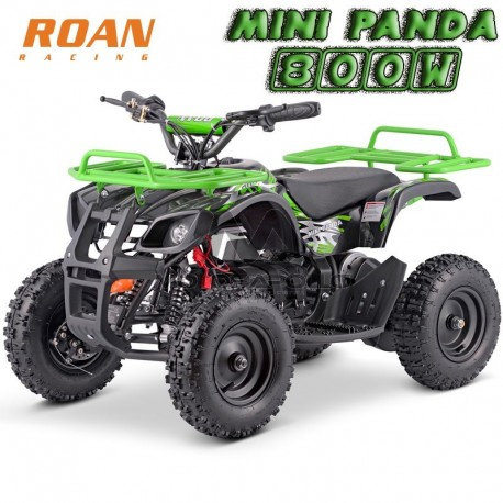 MINI QUAD ELECTRICO PANDA 800 R6