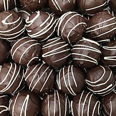 Pebermynte-creme mørk chokolade (pr. 100 gr.)