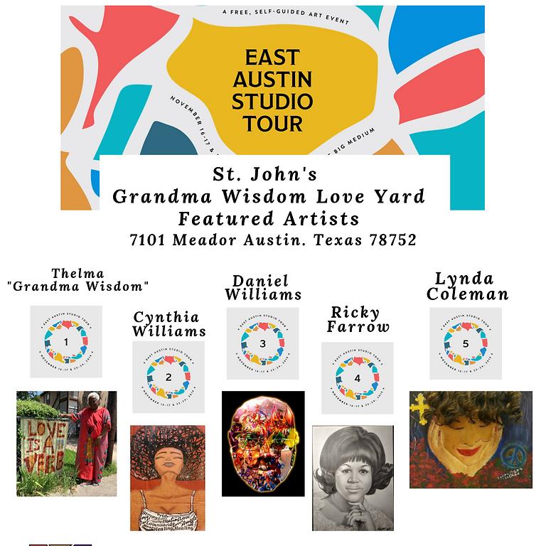 EAST Studio Tour