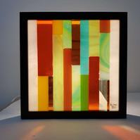 Tableau lumineux en fusing -1