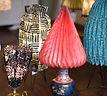 Lampes créées par PliAPli