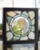 Objets déco créés par Au coeur du vitrail Paris Saint-Maur