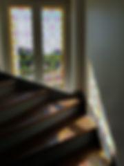Restauration d'une verrière traditionnelle avec l'atelier Mise au verre