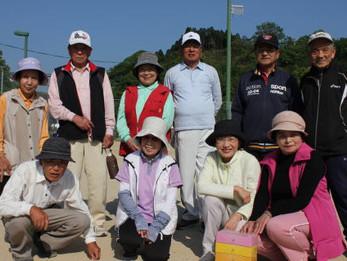 平成27年度 第7回黄龍窟杯グラウンドゴルフ大会