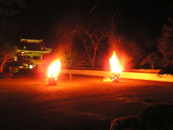 2010年除夜の鐘