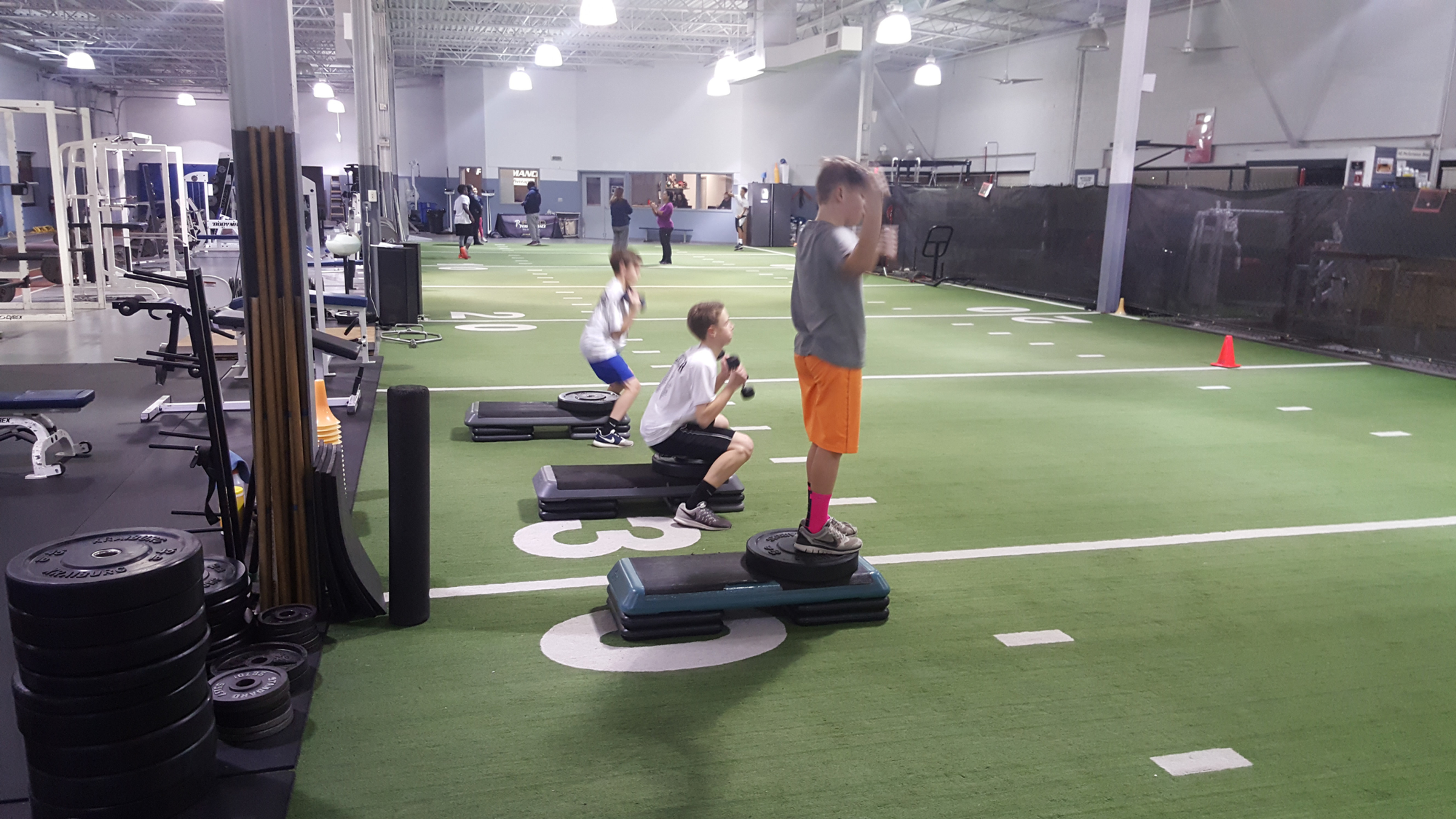 Strength & Conditioning h.s