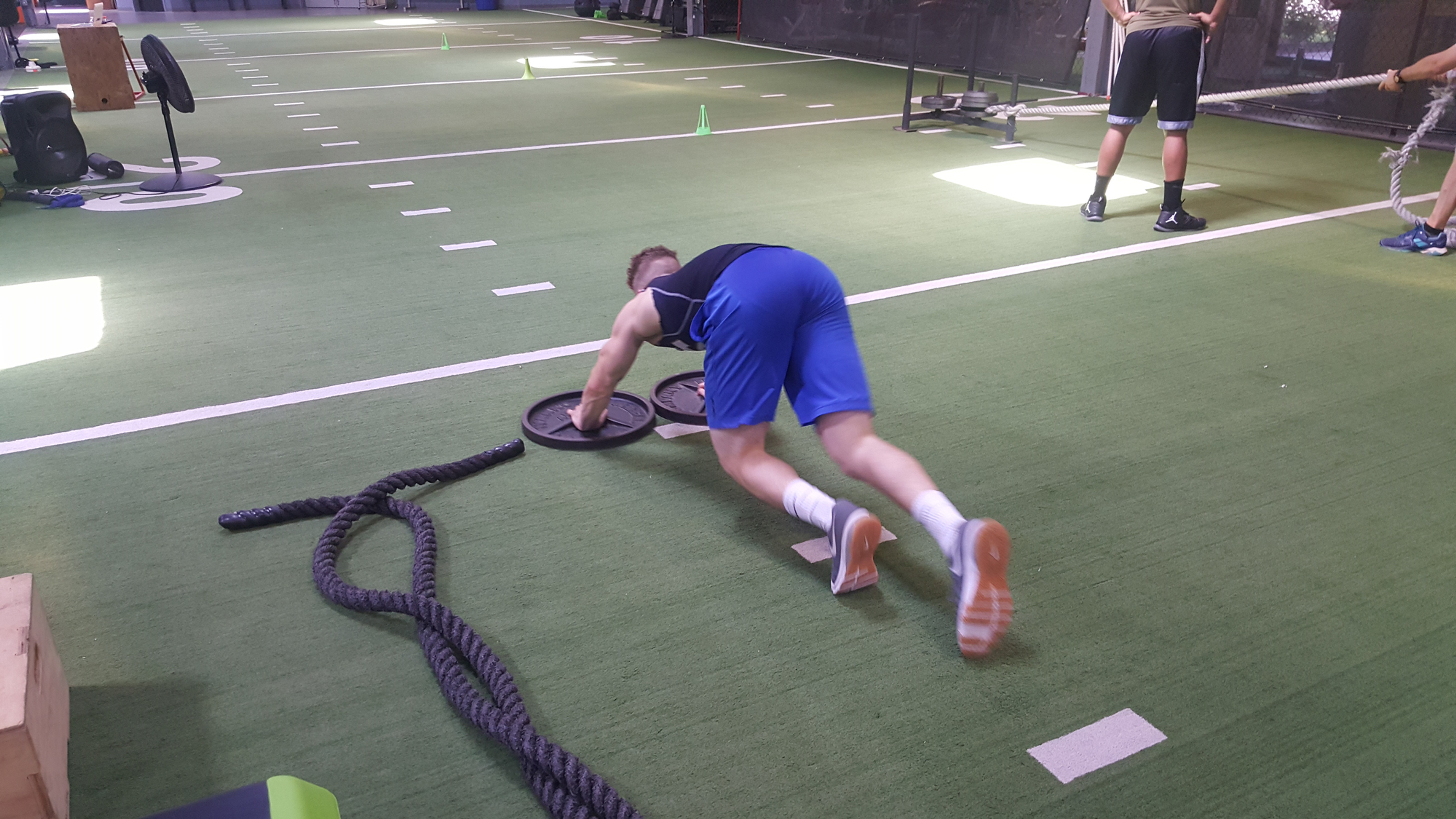 Phenom youth speed and agility