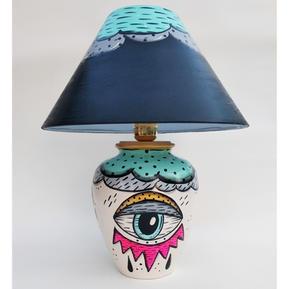 eye lamp #3