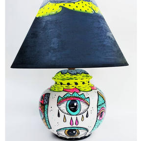 eye lamp #2