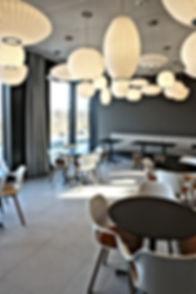 CodesLite, Beleuchtungen, Stiftung Gesundheitsförderung Schweiz, Bern, Beleuchtung, Innenleuchten, Nelson Bubble Lamps