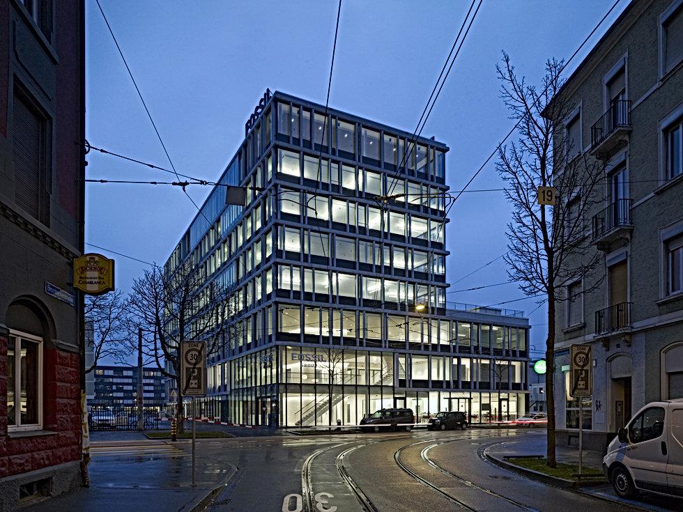 CodesLite, Beleuchtungen, Fossil Group, Basel, Beleuchtung, Innenleuchten