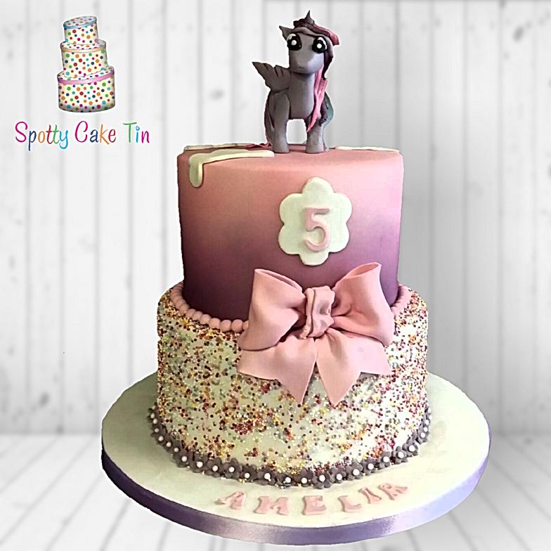 Celebration Wedding Cakes Downham Market Kingdom Spotty Cake Tin