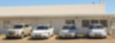 Sidney-Richland Car and Truck Rental fleet