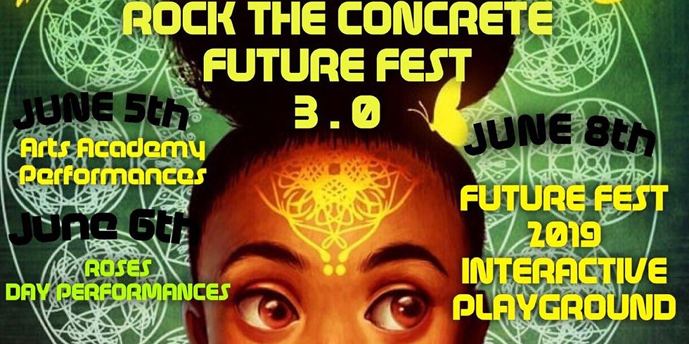 Rock the Concrete: Future Fest 3.0