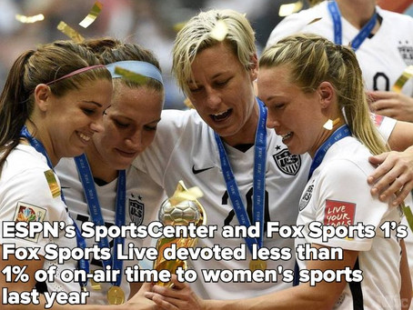 Women's sport - what: not newsworthy?