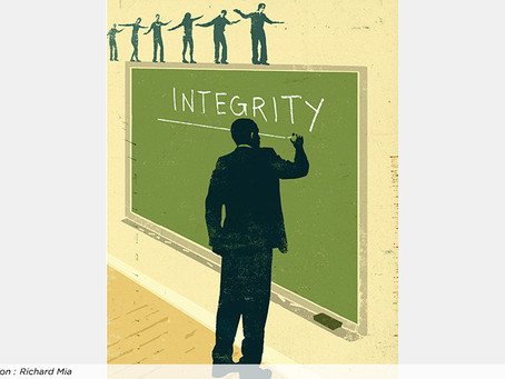 Corruption in sport: teaching ethical behaviour in practice sessions (Part 3)