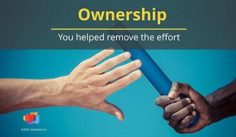 Example of customer service training