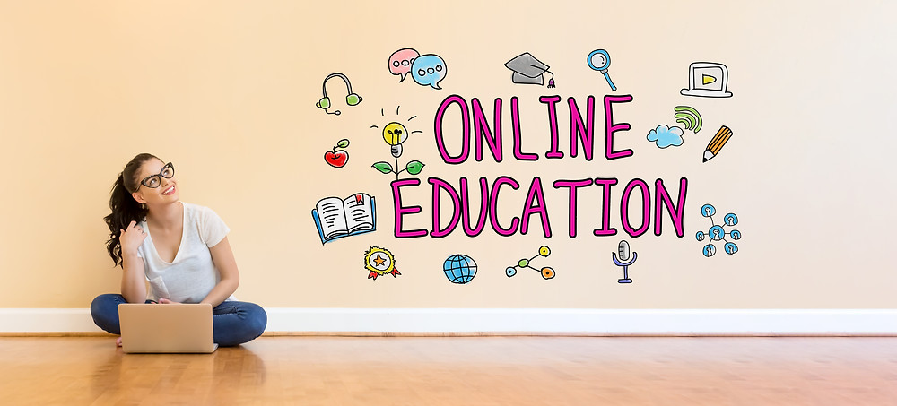 Call center online education
