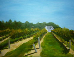 4JG's winery 24 x 30 oil on canvas.JPG