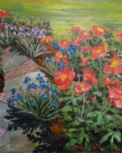 Iris and Peony 16 x 20 oil on board 1mb.jpg