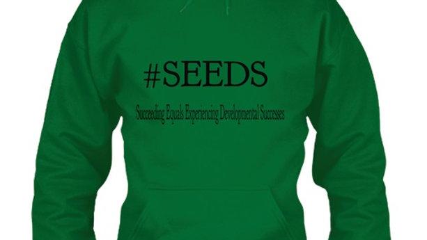Seeds Long Sleeve Hoodie