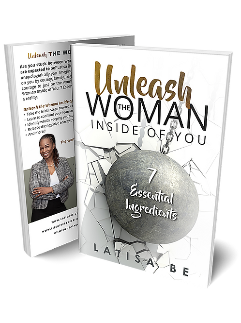 Unleash the Woman Inside of You: 7 Essential Ingredients