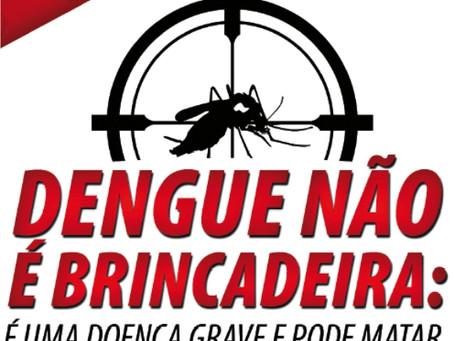 Crise faz cidades de SP reduzirem combate à dengue.