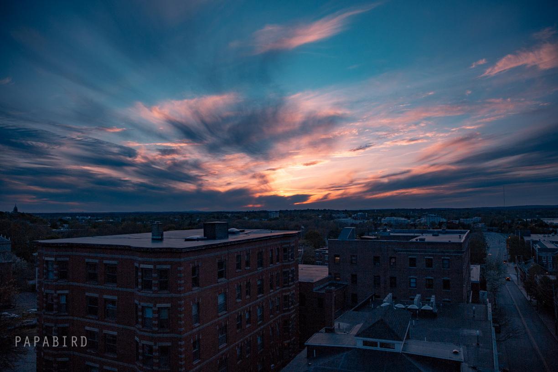 Portland Sunset 519 PB-9