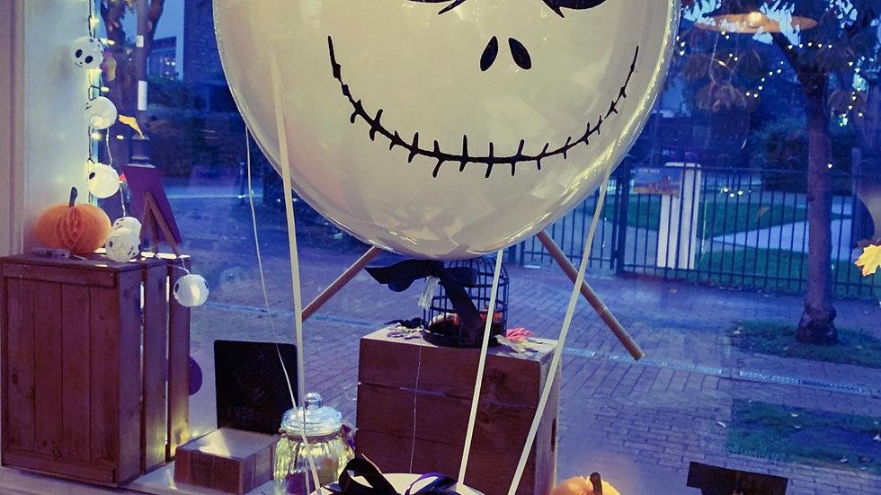 Jack-O'-Balloons