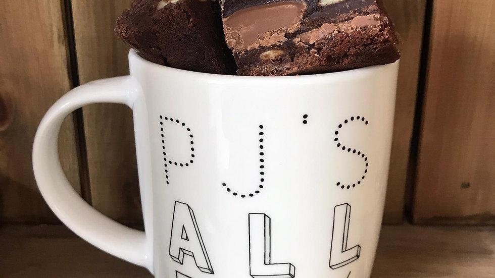 Brownie Mug - PJ's