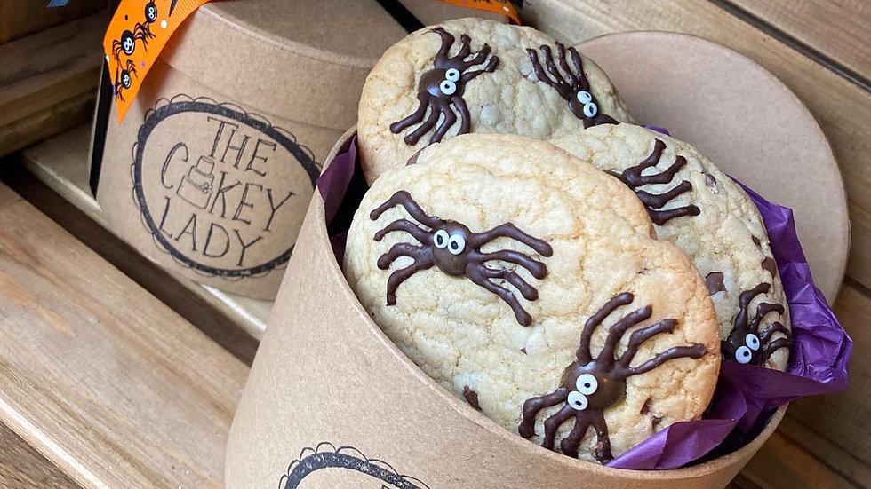 Spider Cookie Box
