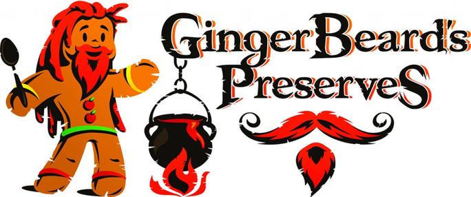 Ginger beard preserves