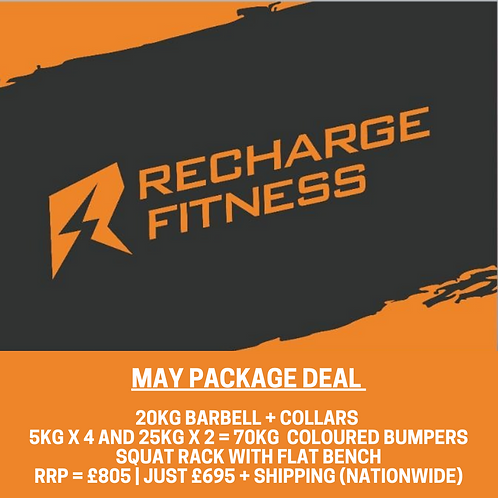 May Package Deal | Next day dispatch
