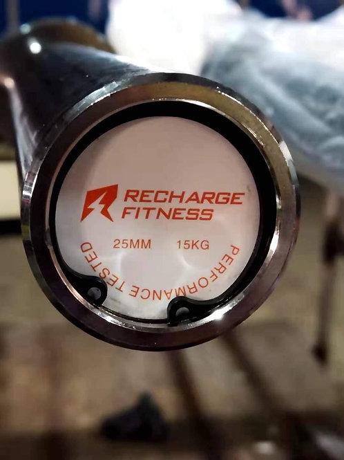 RF Zinc OLY BARBELL 15kg