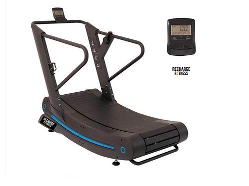 RF Curved Running Machine