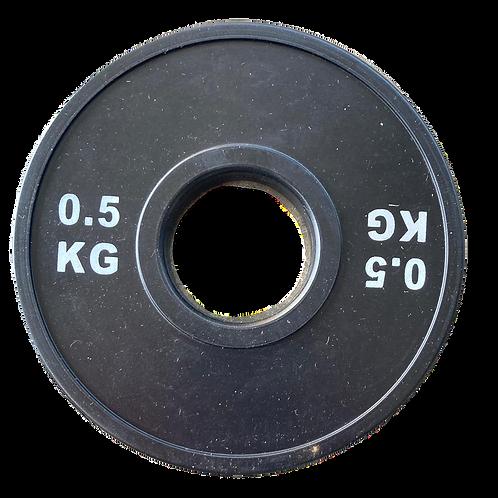 0.5kg plate pair