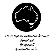 Please support Australian business #shop