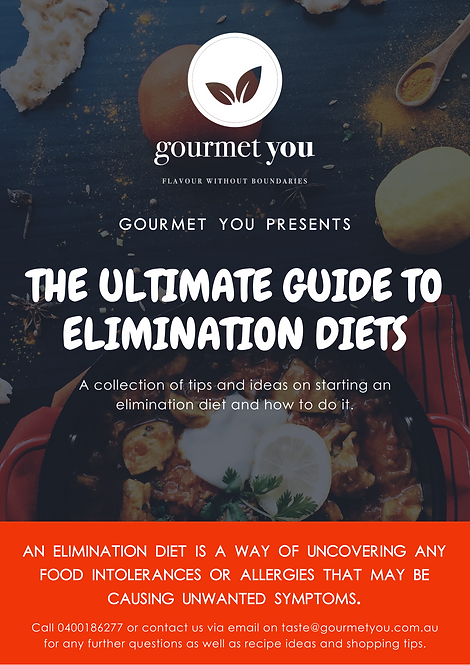Ultimate Guide to Elimination Diets