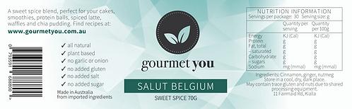 Salut Belgium