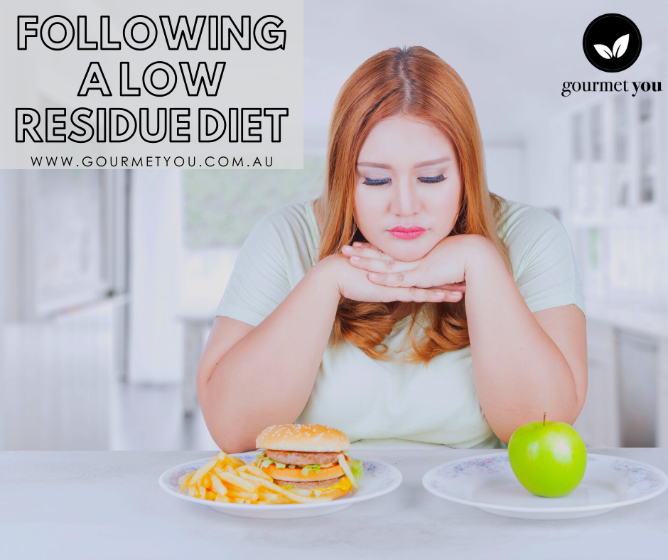 Bored Of A Low Residue Diet