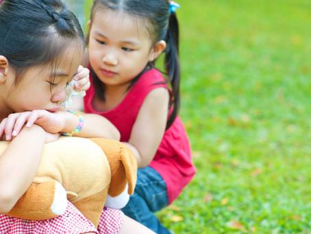 How do we encourage empathy in kids?