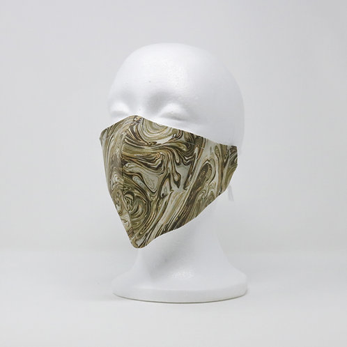 Holiday Gold Mask