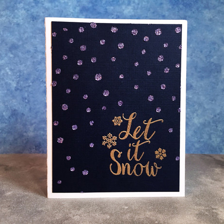 Let it Snow Mini