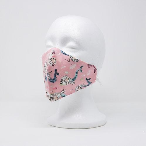 Mini Mermaid Mask