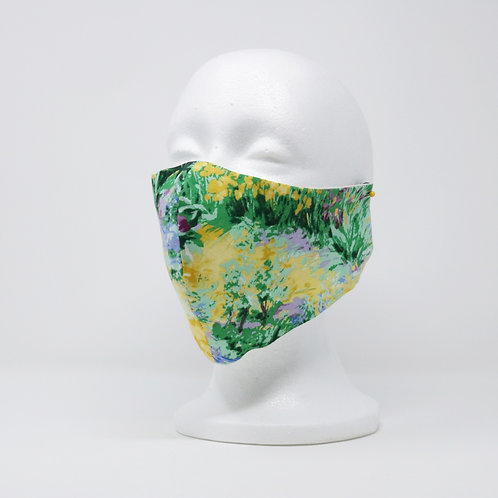 Waterlilies Mask