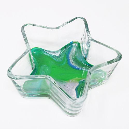 Lake Shore Glass Star