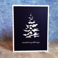 Snowy Tree Mini