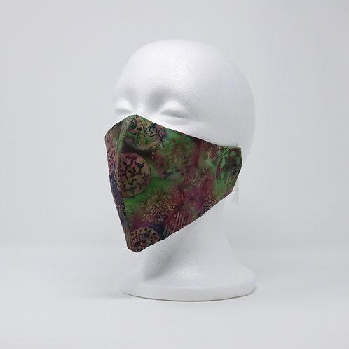 Bokeh Batik Mask