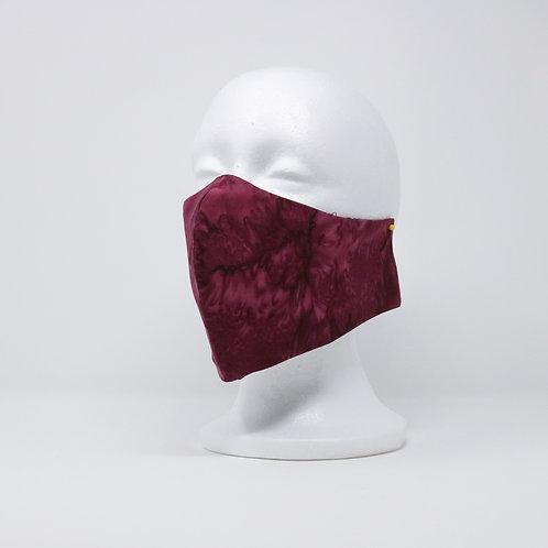 Merlot Batik Mask