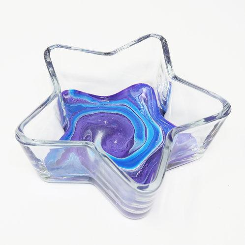 Dreamy Glass Star